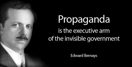 On Edward Bernays & Propaganda | Ronald Thomas West