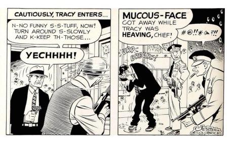 Mucous Face - 1