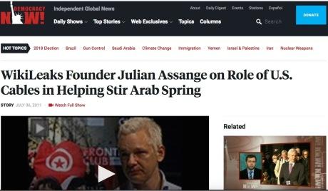 Assange-Goodman - 1